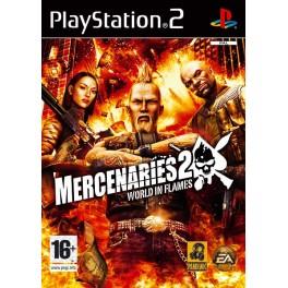 Mercenaries 2: World in Flames - PS2