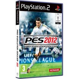 PES 12: Pro Evolution Soccer 2012 - PS2