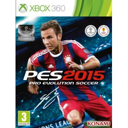 Pro Evolution Soccer 2015 (PES 2015) - X360
