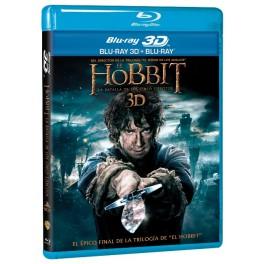 El Hobbit: La batalla de los BR3D (2 DISCOS)