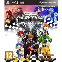 Kingdom Hearts 1.5 Remix Essentials - PS3