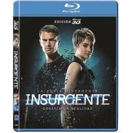 La serie Divergente: Insurgente 3D