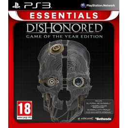 Dishonored GOTY Essentials - PS3