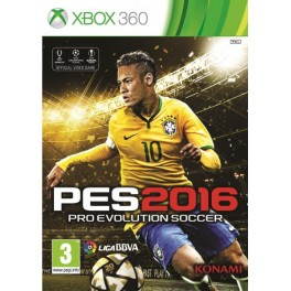 Pro Evolution Soccer 2016 (PES 2016) Day One - X36