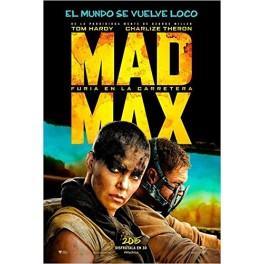 Mad Max: Furia en la carretera BD3D