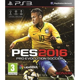 Pro Evolution Soccer 2016 (PES 2016) Day One - PS3