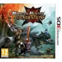 Monster Hunter Generations - 3DS