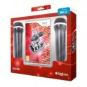 La voz Quiero tu Voz (Bundle 2 Micros) - Wii