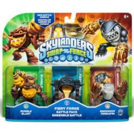 Figura Skylanders Swap Force Triple Adventure Wave