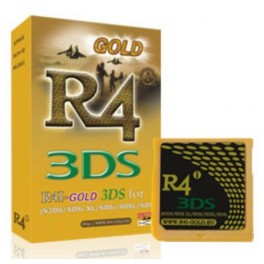 Cartucho R4i GOLD (DSi) - NDS/3DS