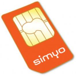 SIM SIMYO PREPAGO 10