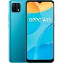 Smartphone Oppo A15 3GB-32GB Azul