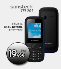 Sunstech TEL205
